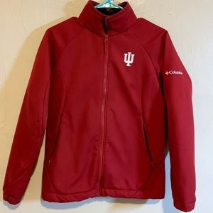 Women's IU Columbia Jacket